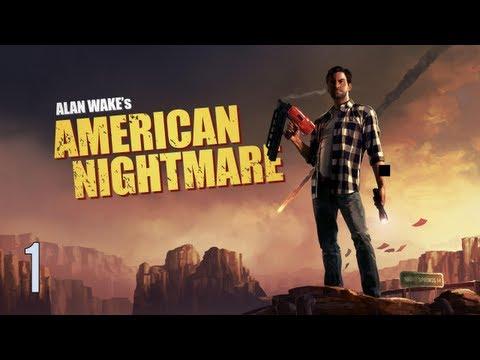 Прохождение Alan Wake's American Nightmare (перевод и коммент) ... poster