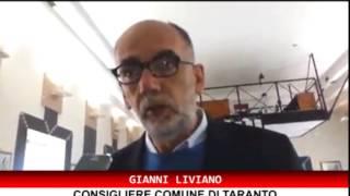 Mantenere l'Autorità portuale a Taranto, l'appello del consigliere comunale Gianni Liviano