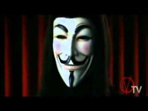 Mensagem dos Anonymous ao Povo Brasileiro