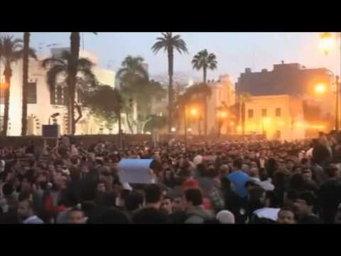 EGYPTIAN REVOLUTION - 25 JANUARY 2011 [EXTENDED]