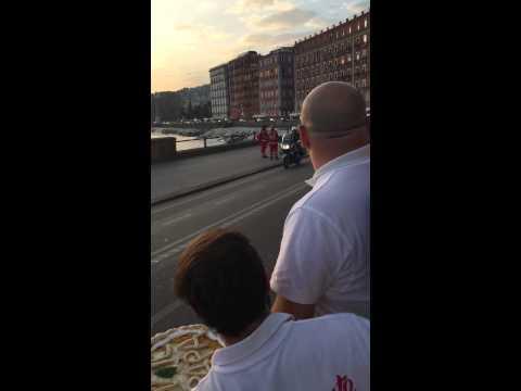 شاهد بالفيديو: طباخ إيطالي عرف أن البابا فرانسيس يفتقد البيتزا فقدم له واحدة