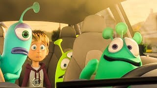 Luis And The Aliens Official Trailer #2 (2018) HD