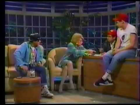 Beastie Boys - Joan Rivers -Jan 15th 1987 (Full)
