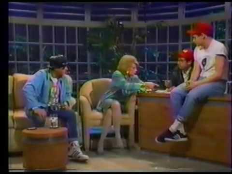 Beastie Boys - Joan Rivers -Jan 15th 1987 (Full)