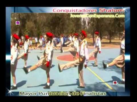 Camporee Interamericano 2011 | Finalista de marchas Conquistadores Shalom