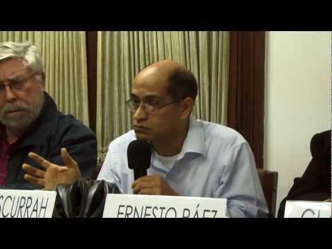 Conversatorio Cambio Climático, Movimientos Sociales y Políticas Públicas