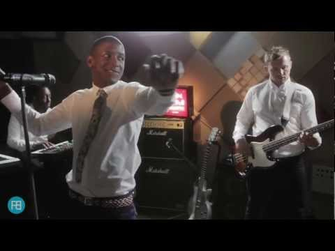 Labrinth - Express Yourself (Studio Video)