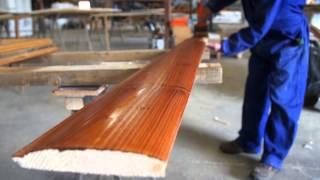 ¿Cómo se fabrica una casa de madera?