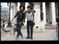 LES TWINS on London Beyonce Tour | YAK FILMS