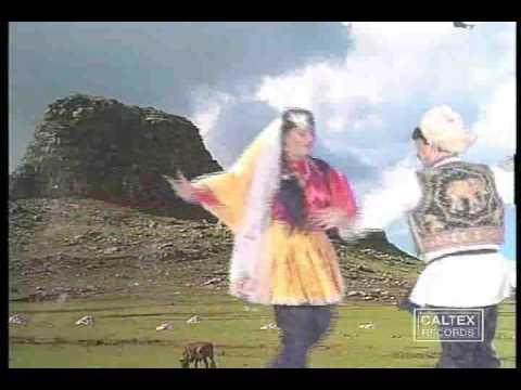 Shahnaz Tehrani & Hojati - Gholi (Azari Music & Dance)
