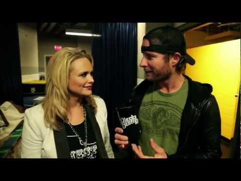 Dierks Bentley - DBTV - Episode 94: Dierks & Miranda Backstage