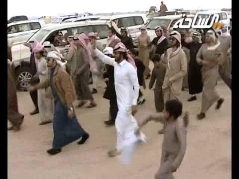 مزاين الكويت 2014 | مسكتات | مسيرة منقية / فهيد بن ناصر العاوي العجمي