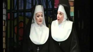 The Divine Sister - Excerpt #3 (Alison Fraser and Julie Halston) view on youtube.com tube online.