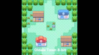 Pokemon Ruby/Sapphire/Emerald - Oldale Town 8-bit (Rytmik Retrobits) by shadow17993
