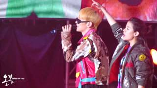 [온봄OnBom]121231.GaYoDaeJeJeon.My First Kiss & Moves Like A Jagger - Focus.ONKEY