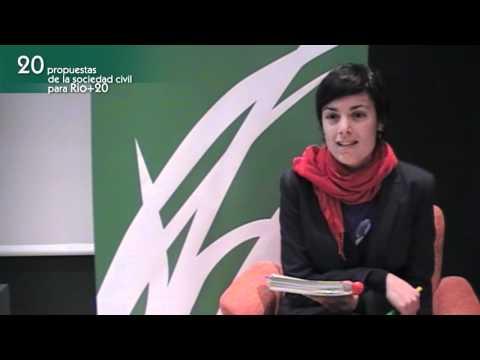 20 propuestas de la sociedad civil para Rio 20: economía verde