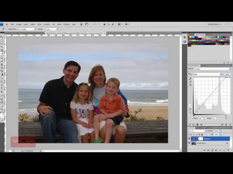 Understanding Curves - Beginner Adobe Photoshop tutorial [In-Depth]