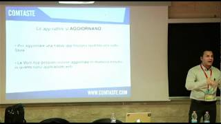 Dal web ai dispositivili mobili con HTML5, by Marco Casario - @CodemotionRoma 2012