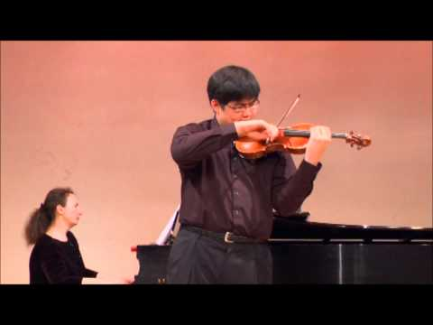 Glazunov: Violin Concerto in A Minor