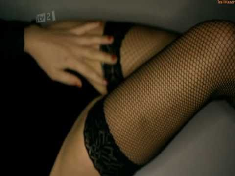 Billie Piper In Fishnet Stockings