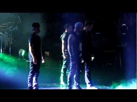 [HD] NKOTBSB - The Call - Toronto Air Canada Centre ACC - June 8 2011