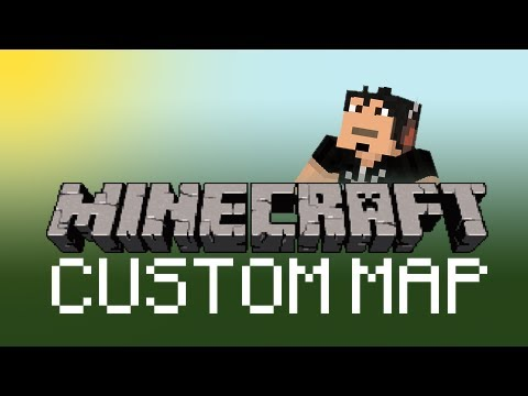 Morfar play Minecraft - The Eye [Custom Map]