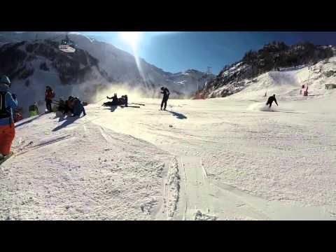 Worst Ski Accident Ever