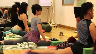 100-Hr Yin Yoga Teacher Training Singapore