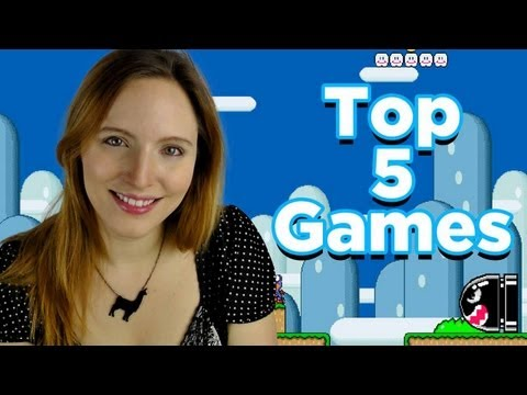 My 5 Best Games from E3 2012