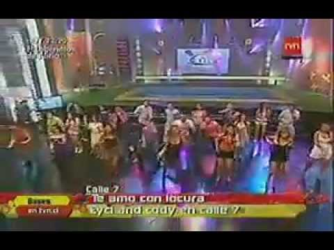 CALLE 7 &quot;TE AMO CON LOCURA&quot;(2011)