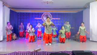 Anjugramam branch students rocking performance