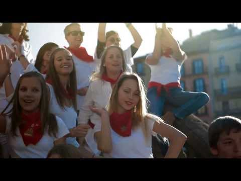 HAPPY - Pharrell Williams - PAMPLONA - SAN FERMIN