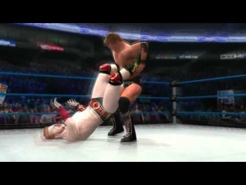 WWE 13 - NEW Gameplay Trailer! WWE Live/Predator Tech. 2.0! (TONS OF GAMEPLAY)