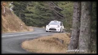 Vid�o Jari Matti Latvala (Fiesta RS WRC) Tests Monte-Carlo 2012 [HD] par Extrem Rallye (6122 vues)