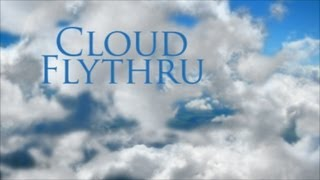 Cloud Flythru