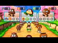 Фрагмент с средины видео - Mario Party 9 & 10 All Girl Characters Gameplay (Girl Party)