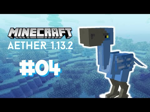 Minecraft Aether 1.3.2 - #4 - Adventure!