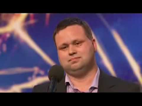 Paul Potts - Nessun Dorma - Legendado