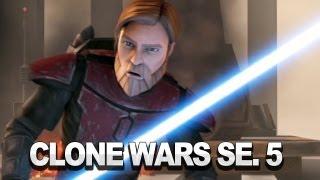ตัวอย่าง Star Wars Clone Wars – Season 5