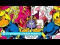 Фрагмент с средины видео - Топ 10 Ужасных Поступков Таноса