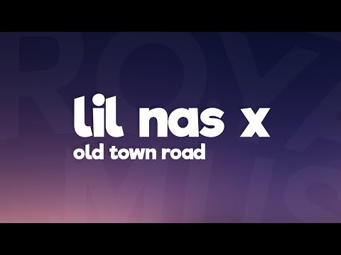 Lil Nas X – Old Town Road Lyrics ft. Billy Ray Cyrus
