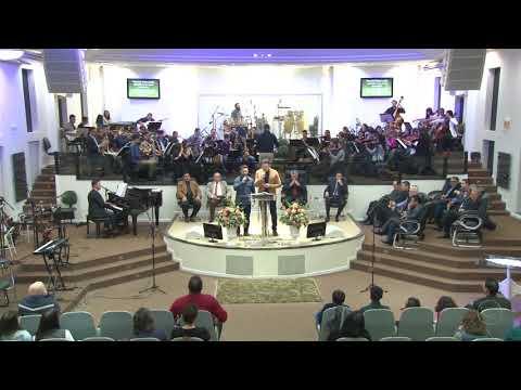 Orquestra Sinfônica Celebração - Mataram Jesus - 10 06 2018