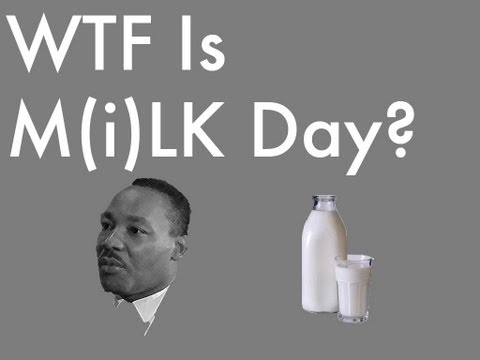 WTF Is M(i)LK Day?! (Song A Day #1111)