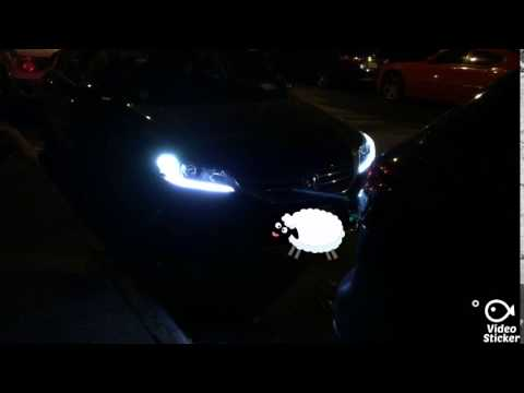 2015 Honda Accord Sport DRL strip light and switchback led - UC_Qaivy_fRjUFtoJdGVuxMQ