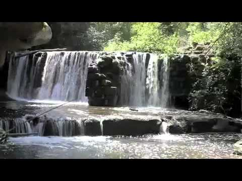 Waterfalls Relaxation Video 10 hours water sounds