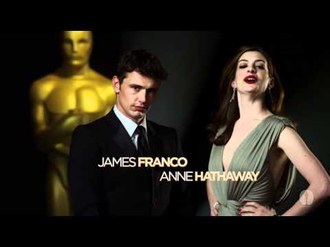 James Franco and Anne Hathaway Oscar® You-re Invited!