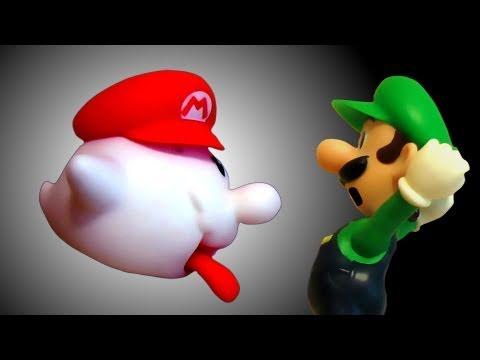 Super Mario Fables - Boo Mario (Ep. 7)