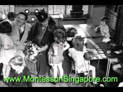 Maria Montessori Theory & Montessori Method -- Early Education