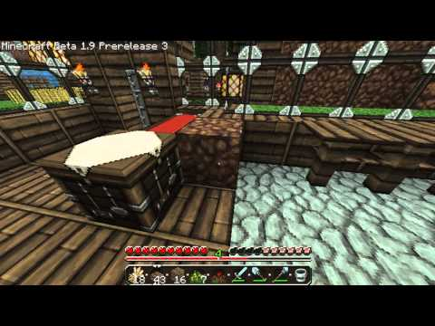 The Minecraft Project - Mushroom Farm & Tree Farm !