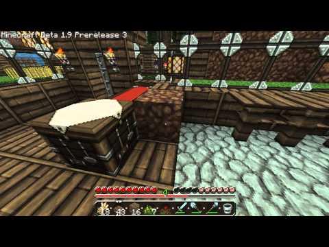 The Minecraft Project - Mushroom Farm & Tree Farm !